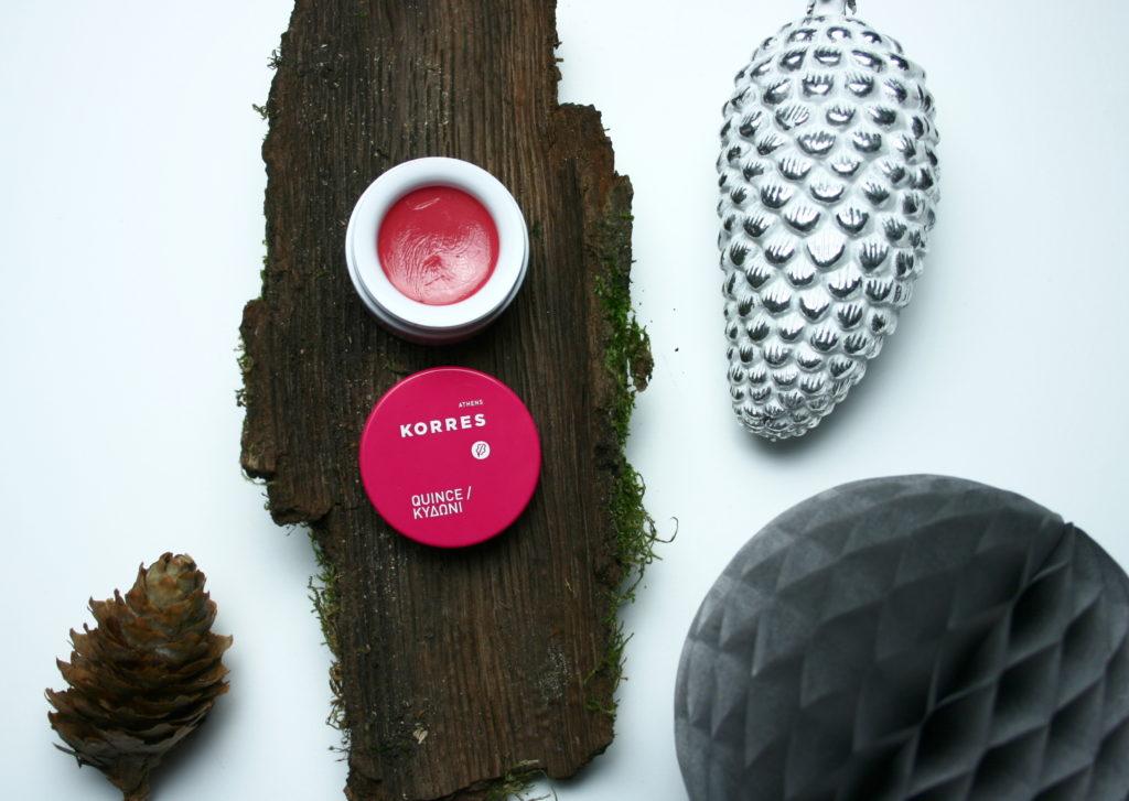 Korres Quince Lip Butter 6g - beautytheshop.com