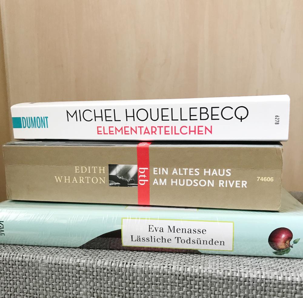 Drei Bücher, die auf meiner Winter Reading List stehen