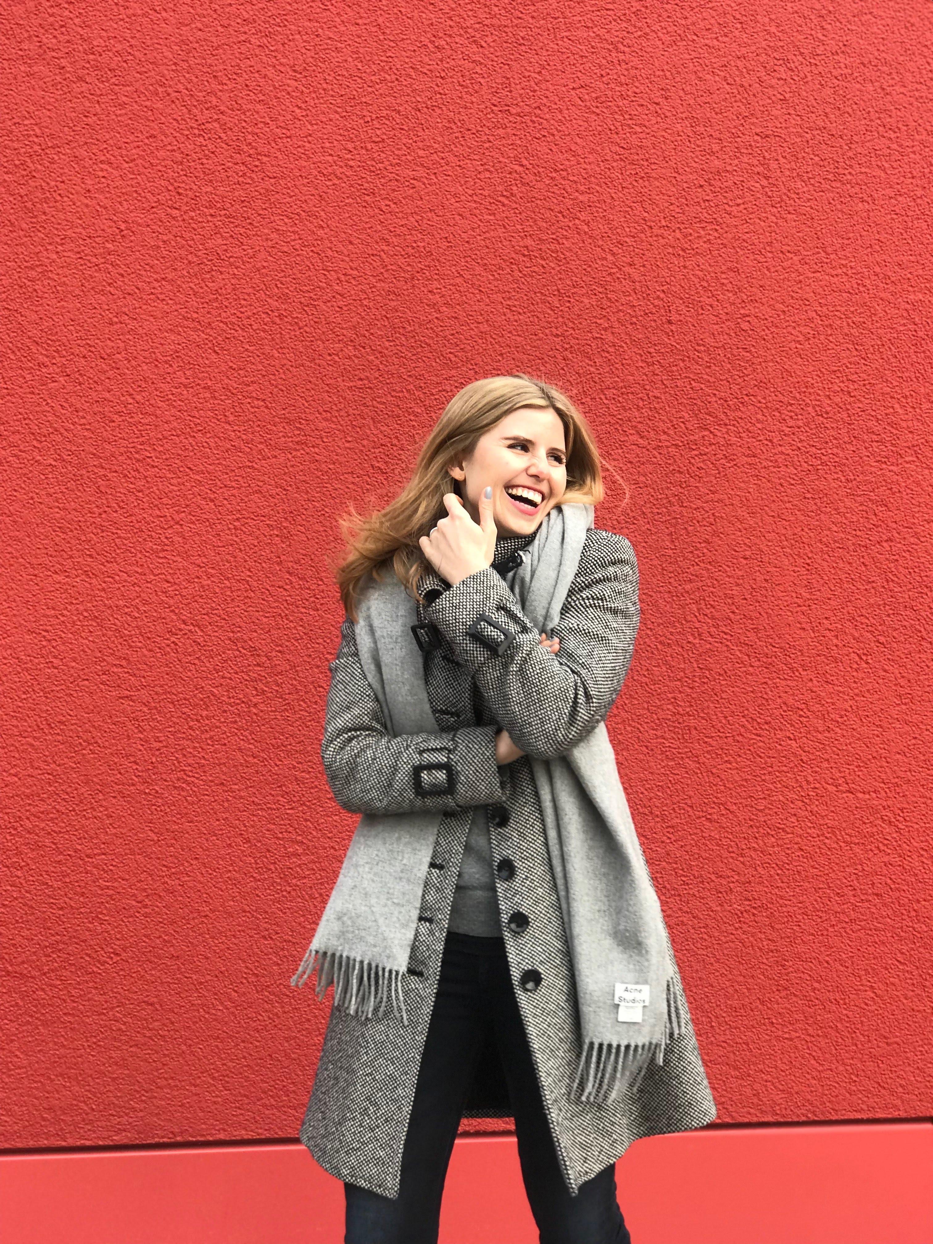 Lohnt sich die Anschaffung eines Schals von Acne Studios?